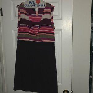 Summer fun sleeveless dress